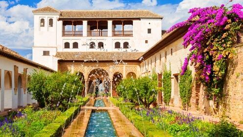 2 noches para 2 o 4 personas en alojamiento rural a 6 km de la Alhambra