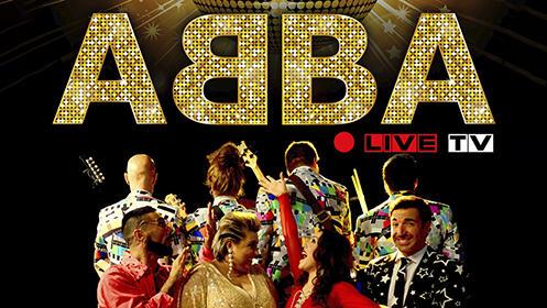 ABBA Live TV Concierto Tributo