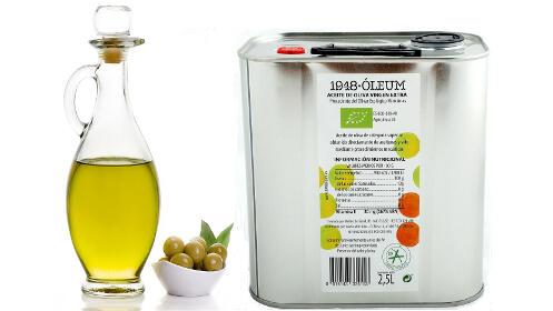 Aceite de oliva virgen extra premium ecológico