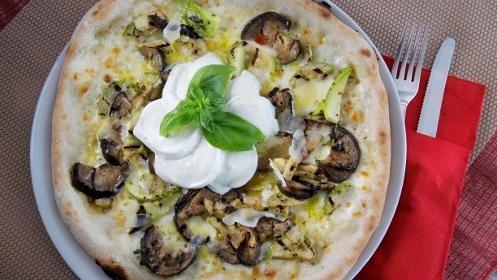 Cocina tradicional italiana para dos