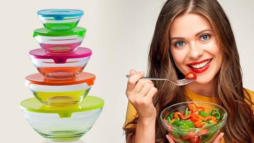 Pack de 15 Bowls de Colores