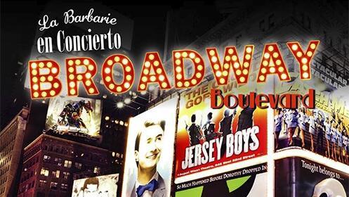 Musical Broadway Boulevard