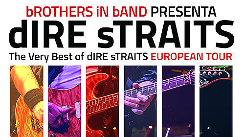 Concierto bROTHERS iN bAND. Tributo a dIRE sTRAITS