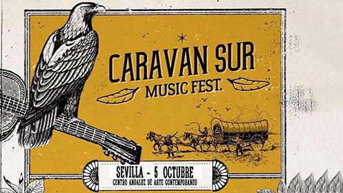 Festival Caravan Sur con los Blues Brothers