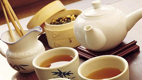 Cata degustación de tés