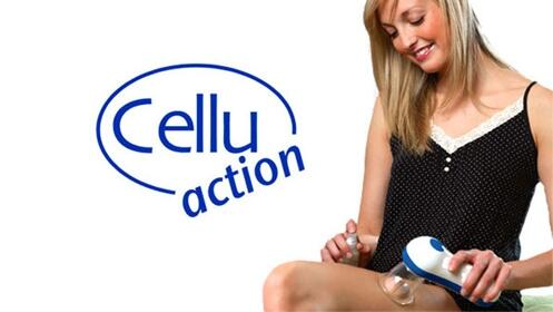 Cellu Action - Vacumterapia en casa