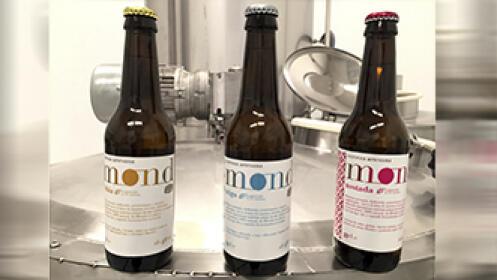 Visita a Cervezas Mond con cata y degustación