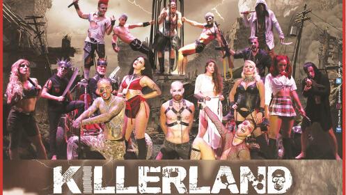 Entradas El Circo Rojo Killerland - Sevilla