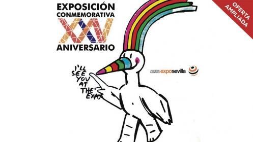 Exposición 25º Aniversario de la Expo´92 - Sevilla