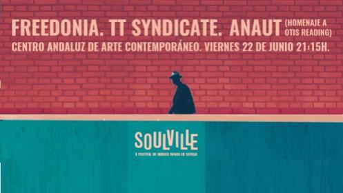 Soulville. II Festival de música negra de Sevilla