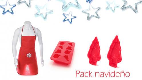 Pack de cocina Navideño