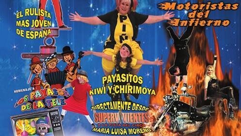 Entradas Gran Circo Nevada