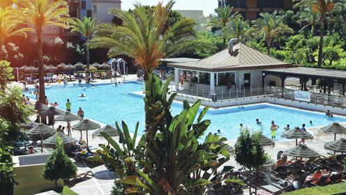 Hotel**** para dos en la Costa de Huelva