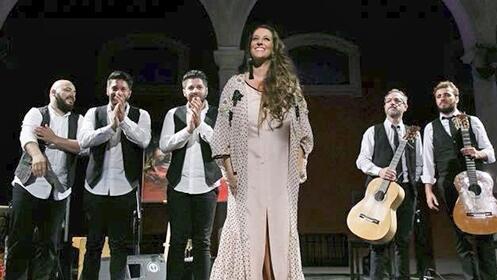 """Concierto """"Manuel de Falla y su tiempo"""" con Argentina de Huelva"""