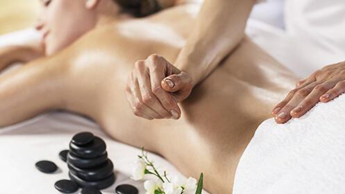 5 sesiones de masajes a elegir