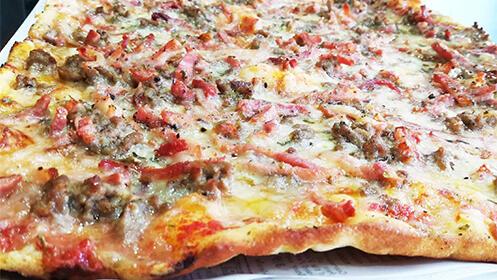 Menú de pizza para dos en Viapol