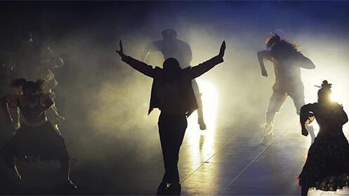 Tributo a Michael Jackson. Michael´s Legacy