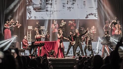 Music has No limits - Teatro de la Maestranza