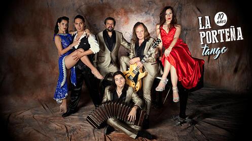 Show La Porteña Tango