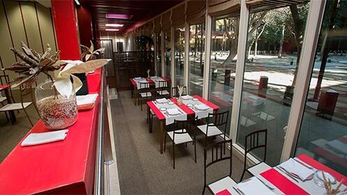 Restaurante Bolonia: atún rojo & retinto