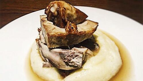 Restaurante Salvaje: Cocina gourmet para dos