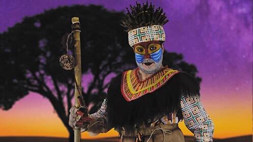 El Rey de la Selva. Musical Tributo a El Rey León