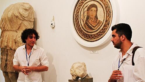 Ruta amor y vino en la antigua Roma