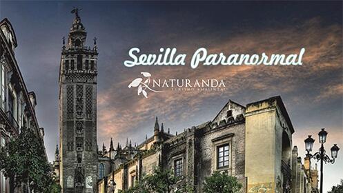 Ruta guiada Sevilla Paranormal
