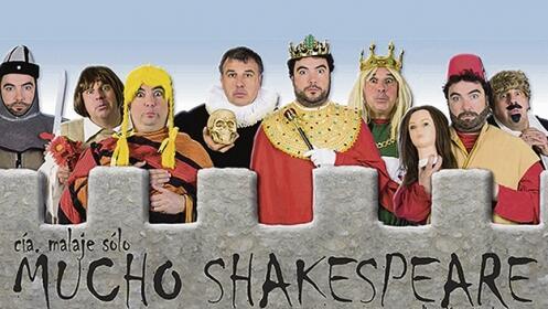Comedia Mucho Shakespeare