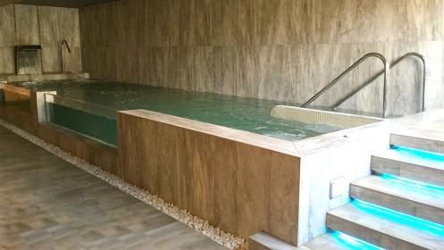 Circuito de spa con opción a masaje en Tarifa