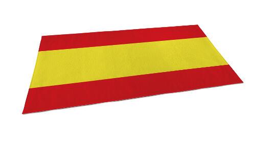 Toalla de España