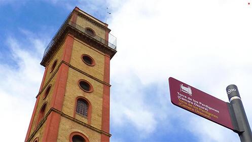 Visita guiada a la Torre de los Perdigones
