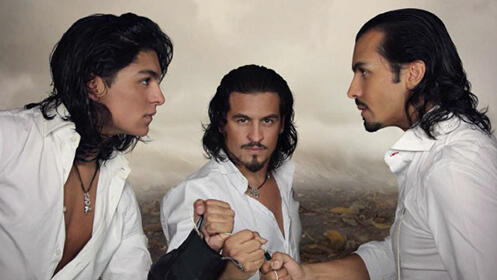 TR3S Flamenco. Farruquito, Farru y El Carpeta