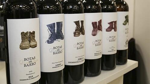 Pack de Vino Botas de Barro
